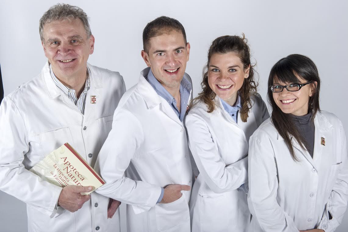 Staff Farmacia Calderara